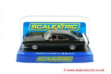 Scalextric C3218 1969 Dodge Charger R/T